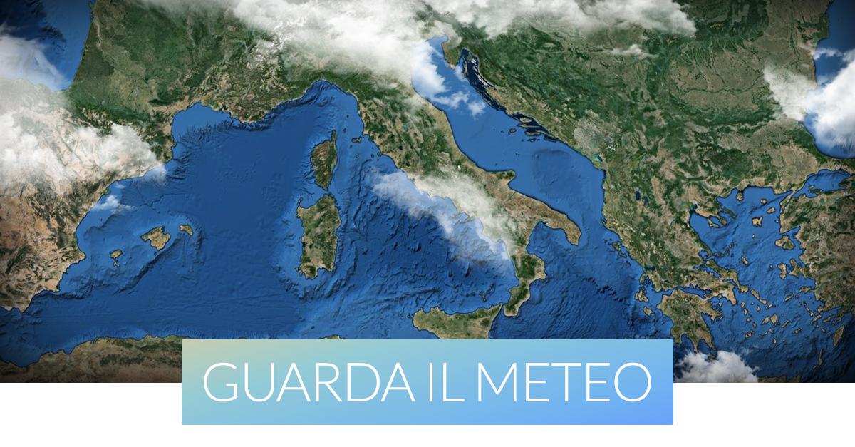 Meteo e previsioni del tempo - Meteo bagno di romagna 15 giorni ...